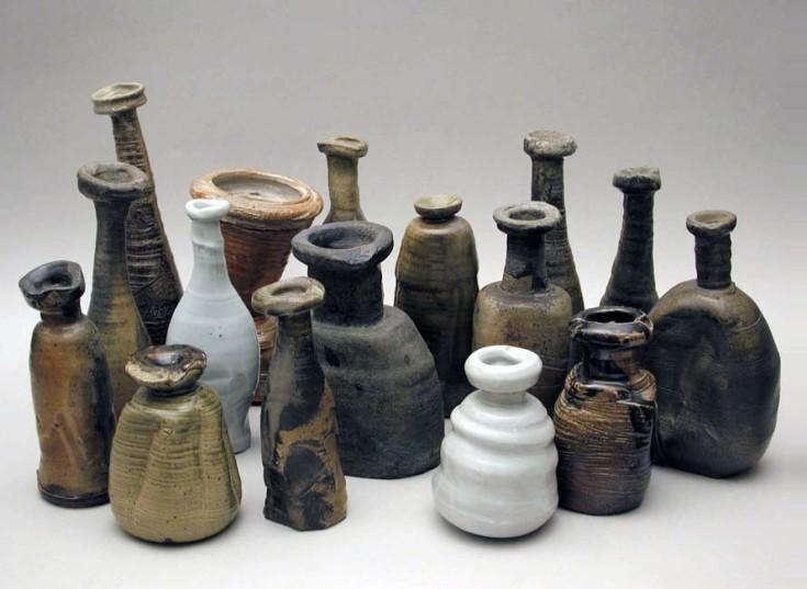 Flaschengruppe
