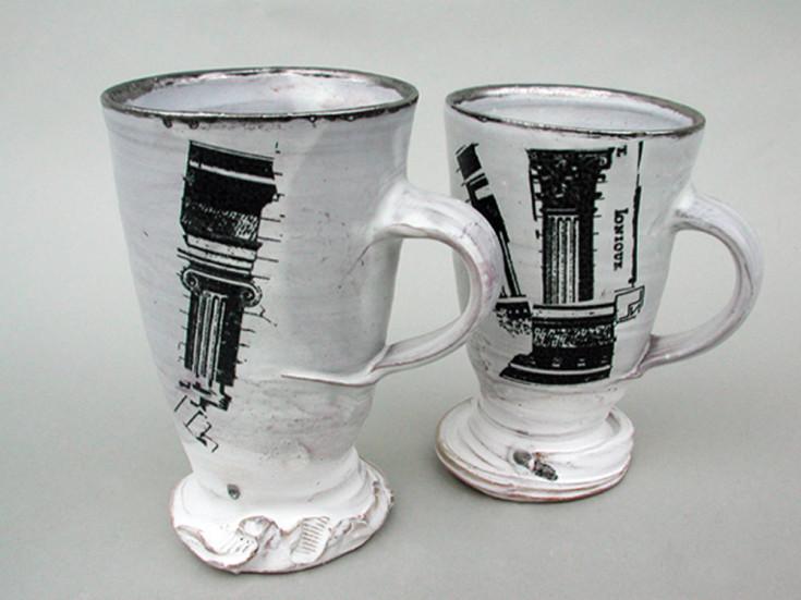 Antike Tassen